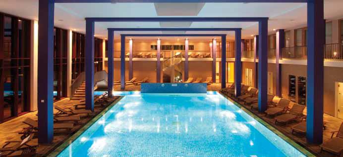 Wie wird ein Schwimmbad gereinigt und in Betrieb genommen?