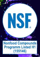 NSF-Zulassung H1 - 155146