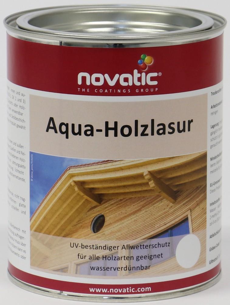 novatic Aqua-Holzlasur