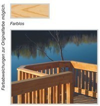 Holzschutz-Grund Beispiel